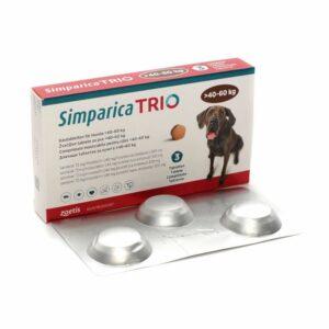 Simparica Trio 40 60 Hrana uscata pisici