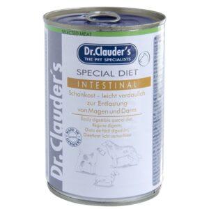 dr clauders intestinal 400g Hrana uscata pisici